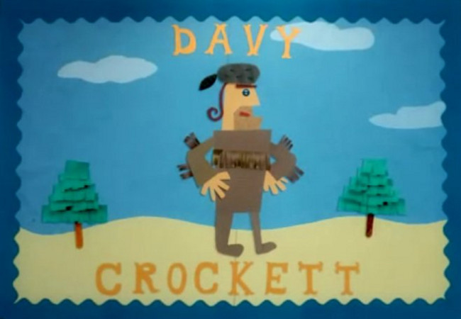 The Ballad of Davy Crockett