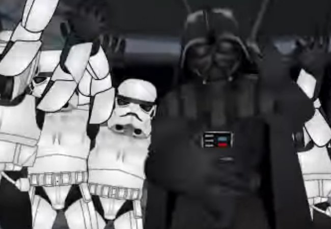 Star Wars Gangsta Rap